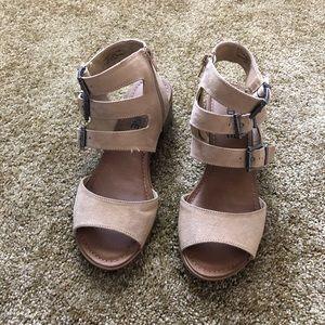 Madeline girl sandals